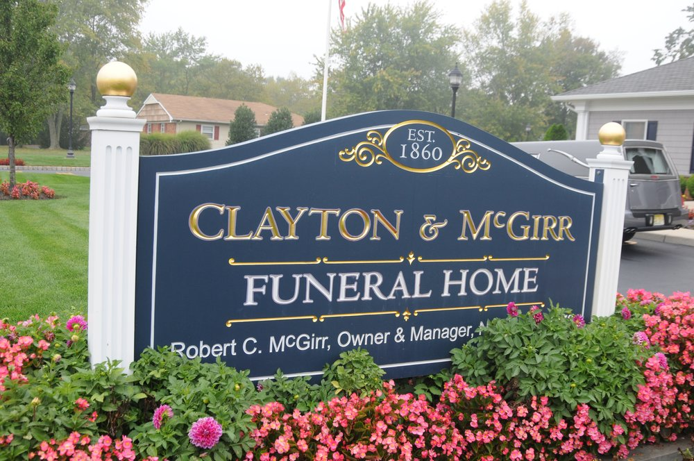 About Clayton Mcgirr Funeral Home Proudly Serving Freehold Nj